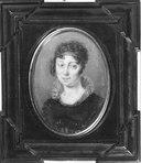 Catharina Paulovna, storfurstinna av Ryssland, drottning av Würtemberg (Bernhard von Guérard) - Nationalmuseum - 28889.tif