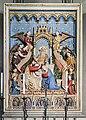 Cathedral (Vicenza) - Interior - Quinta cappella a sinistra - Incoronazione della Vergine (1448) Antonino di Niccolò da Venezia.jpg