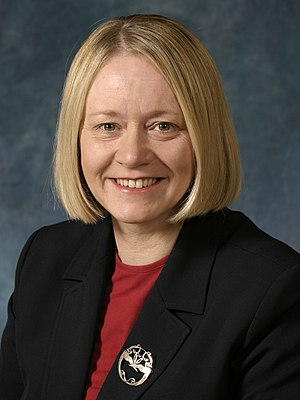Cabinet Secretary for Education and Skills - Image: Cathy Jamieson