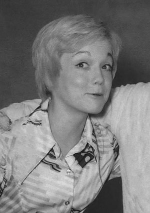 Cathy Rigby - Rigby in 1974