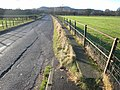 Causeway on the B5322 - geograph.org.uk - 631029.jpg