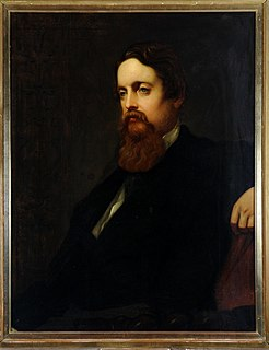 Lord Frederick Cavendish British politician
