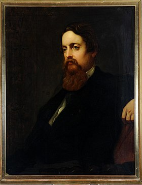 Cavendish, Lord Frederick Charles (1836-1882), by John D. Miller, pubd 1883 (after Sir William Blake Richmond, exh. RA 1874).jpg