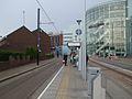 Centrale tramstop look north.JPG