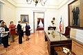 Ceremonia interreligiosa en memoria del exPresidente de la República, Salvador Allende Gossens y sus colaboradores (29006798334).jpg