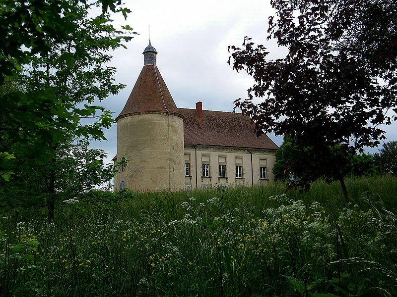 Château de Salles, XVIe siècle, Saint-Germain-de-Salles, Allier