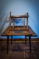 Chaise d'accouchement alsacienne Musée alsacien Strasbourg juillet 2014 01b.jpg
