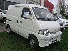 2cfd90dbf2 Chana Star first facelift