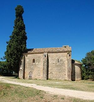 Castillon-du-Gard - Image: Chapelle Saint Caprais de Castillon du Gard 01