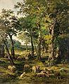 Charles-Ferdinand Ceramano Wald von Fontainebleau.jpg