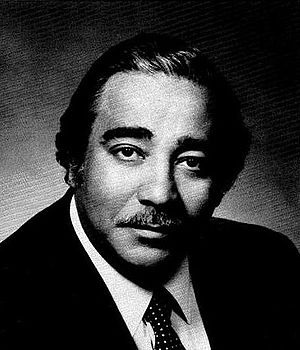 Charles Rangel - Rangel's official portrait in the 99th Congress, 1985.