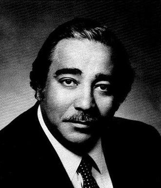Charles Rangel - Rangel's official portrait in the 99th Congress, 1985.
