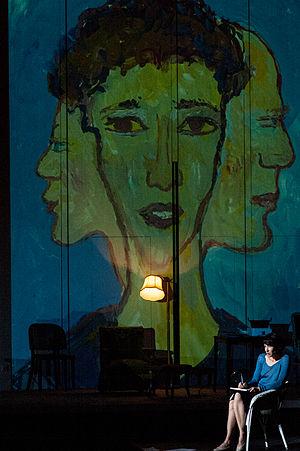 Charlotte Salomon (opera) - Charlotte Salomon, World Premiere at the Salzburg Festival 2014