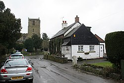 Checkley Village - geograph.org.uk - 354330.jpg
