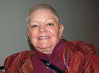 Chelsea Quinn Yarbro American writer