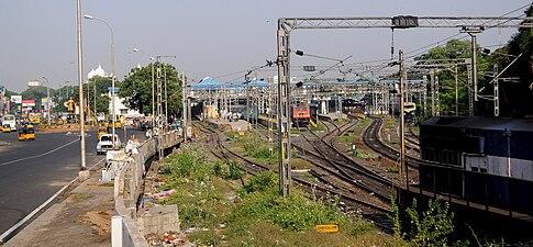 Chennai Egmore Railway Station Wikipedia