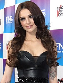 Cher Lloyd in 2013