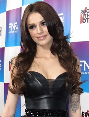Cher Lloyd - Lloyd at the Paramount's Friends 'N' Family Grammys Party, February 2013
