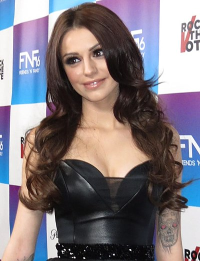 Picture of a band or musician: Cher Lloyd