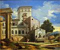Cherbourg musee lemaire-poussin paysage.JPG