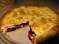 Cherry Blueberry Pie, August 2008.jpg