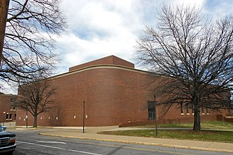 Chester High School (Chester, Pennsylvania) - Image: Chester PA High School