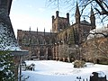 Chester cathedral in the snow - geograph.org.uk - 1660514.jpg