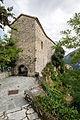 Chevet de l'église Sainte-Marguerite, Bairols, France.jpg