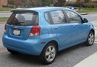 Chevrolet Aveo (T200) - Wikipedia