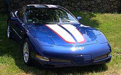 Chevrolet Corvette (C5) - Wikipedia
