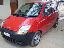Chevrolet Sales India Wikipedia