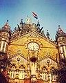 Chhatrapati Shivaji maharaj terminal- world heritage site.jpg