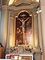 Chiesa dei Santi Quirico, Lucia e Pietro d'Alcantara - altare.jpg