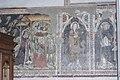 Chiesa del Cristo, Pordenone - Affresco della Natività e santi.jpg