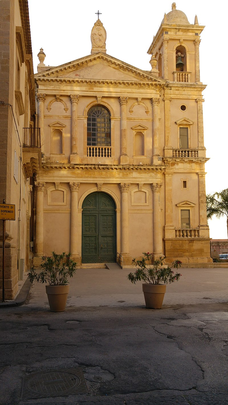 Chiesa di San Domenico (Augusta SR Italia).jpg