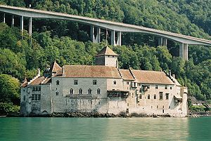 Chillon-Viadukt