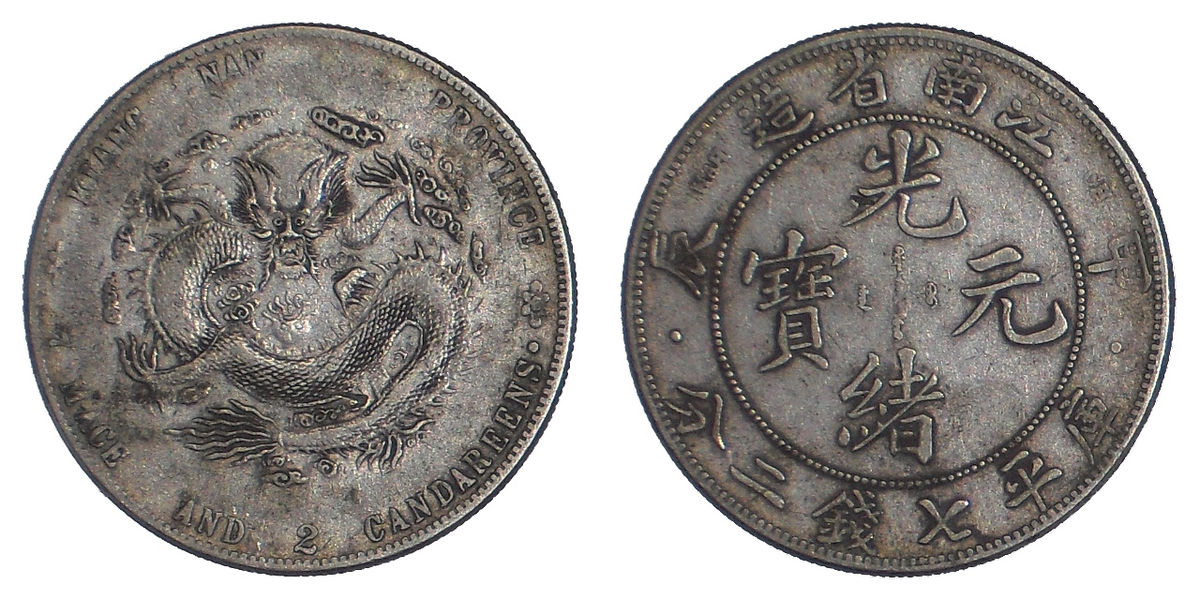 Current Chinese Coins