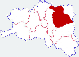 Yang County County in Shaanxi, Peoples Republic of China