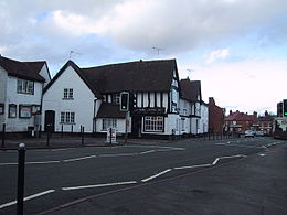 Tudor Rose Fish Bar, Alvechurch