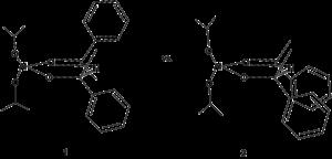 Meerwein–Ponndorf–Verley reduction - Meerwein–Ponndorf–Verley reduction with chiral alcohol