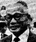 Choi Yong-duk 최용덕 (韓國新任駐華大使崔用德偕夫人及女公子昨來臺履任 (19610720 中央日報)).png