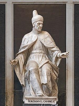 Leonardo Loredan - Statue of Leonardo Loredan in Santi Giovanni e Paolo, Venice