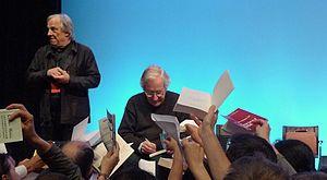 Political positions of Noam Chomsky - Chomsky in Paris (2010-05-29)