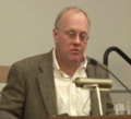 Chris Hedges at Church of All Souls in New York City February 7, 2012 (12).png