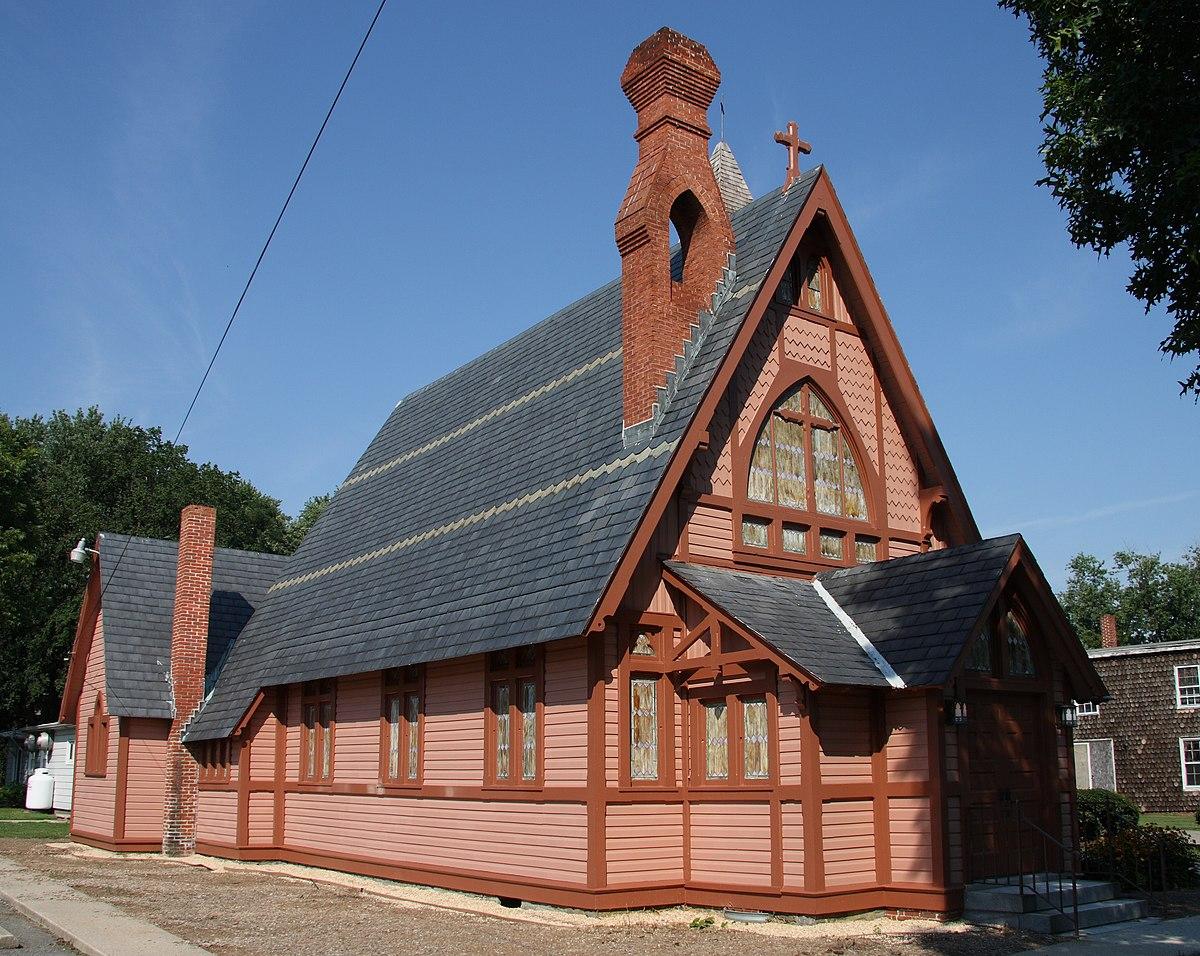 Christ Church Picture: Christ Church (Stevensville, Maryland)