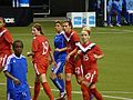 Christine Sinclair's red and white army (6763615117).jpg