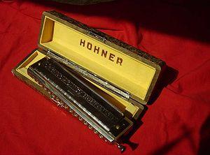 Hohner - Hohner harmonica