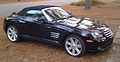 Chrysler Crossfire convertible black-side.jpg
