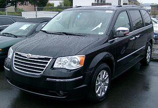 Chrysler Voyager Motor vehicle