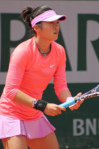 Chuang Chia-jung - Chuang at the 2015 French Open